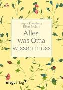 Cover-Bild zu Alles, was Oma wissen muss von Eisenberg, Joyce