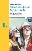 Cover-Bild zu Langenscheidt Schnell mitreden auf Spanisch