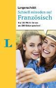 Cover-Bild zu Langenscheidt Schnell mitreden auf Französisch