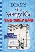 Cover-Bild zu Diary of a Wimpy Kid 15. The Deep End von Kinney, Jeff