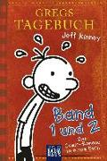 Cover-Bild zu Gregs Tagebuch - Band 1 und 2 von Kinney, Jeff