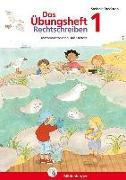 Cover-Bild zu Das Übungsheft Rechtschreiben 1 von Drecktrah, Stefanie