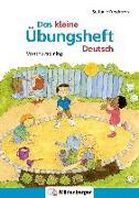 Cover-Bild zu Das kleine Übungsheft Deutsch von Drecktrah, Stefanie