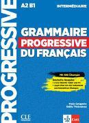 Cover-Bild zu Grammaire progressive du français - Niveau intermédiaire - Deutsche Ausgabe