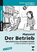 Cover-Bild zu Planspiel: Der Betrieb von Kirchner, Daniel von
