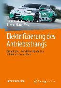 Cover-Bild zu Elektrifizierung des Antriebsstrangs (eBook) von Tschöke, Helmut (Hrsg.)