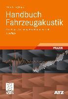 Cover-Bild zu Handbuch Fahrzeugakustik von Zeller, Peter (Hrsg.)
