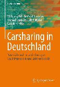 Cover-Bild zu Carsharing in Deutschland (eBook) von Müller, Ulrich