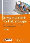 Cover-Bild zu Integrale Sicherheit von Kraftfahrzeugen (eBook) von Lorenz, Bernd