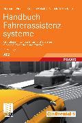 Cover-Bild zu Handbuch Fahrerassistenzsysteme (eBook) von Wolf, Gabriele (Hrsg.)