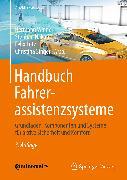 Cover-Bild zu Handbuch Fahrerassistenzsysteme (eBook) von Hakuli, Stephan (Hrsg.)