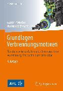 Cover-Bild zu Grundlagen Verbrennungsmotoren (eBook) von Merker, Günter P. (Hrsg.)
