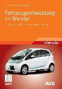 Cover-Bild zu Fahrzeugentwicklung im Wandel (eBook) von van Basshuysen, Richard