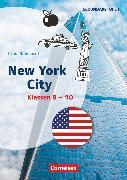 Cover-Bild zu Themenhefte Fremdsprachen SEK, Englisch, Klasse 8-10, New York City, Kopiervorlagen von Reinhardt, Irena