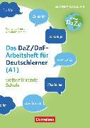 """Cover-Bild zu """"Das bin ich"""" - das DaZ/DaF Arbeitsheft für Deutschlerner (A1) weiterführende Schule, Mit Aufgaben zum Gestalten, Schreiben und Sprechen, Kopiervorlagen von Froese, Wolfgang"""