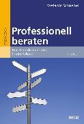 Cover-Bild zu Professionell beraten (eBook) von Schnebel, Stefanie