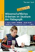 Cover-Bild zu Wissenschaftliches Arbeiten im Studium der Erziehungs- und Bildungswissenschaften (eBook) von Bohl, Thorsten