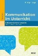 Cover-Bild zu Kommunikation im Unterricht (eBook) von Vogt, Rüdiger