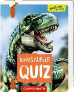 Cover-Bild zu Dinosaurier-Quiz von Bühler, Paul