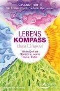 Cover-Bild zu Lebenskompass - das Orakel- Mit der Kraft der Elemente zu innerer Klarheit finden von Hühn, Susanne