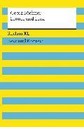 Cover-Bild zu Leonce und Lena. Textausgabe mit Kommentar und Materialien von Büchner, Georg