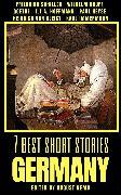 Cover-Bild zu 7 best short stories - Germany (eBook) von Hoffmann, E.T.A.