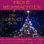 Cover-Bild zu Frohe Weihnachten: Die Hörbuch Box (Audio Download) von Dickens, Charles