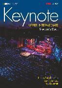 Cover-Bild zu Keynote Upper-Intermediate with DVD-ROM von Lansford, Lewis