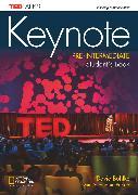 Cover-Bild zu Keynote Pre-Intermediate with DVD-ROM von Bohlke, David