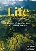 Cover-Bild zu Life Pre-Intermediate: Interactive Whiteboard DVD-ROM von Hughes, John