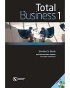 Cover-Bild zu Level 1: Total Business 1 - Total Business von Pedretti, Mara
