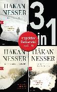 Cover-Bild zu Die Gunnar Barbarotti-Reihe Band 1 bis 3 (3in1-Bundle): Mensch ohne Hund/Eine ganz andere Geschichte/Das zweite Leben des Herrn Roos (eBook) von Nesser, Håkan