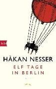 Cover-Bild zu Elf Tage in Berlin von Nesser, Håkan