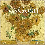 Cover-Bild zu Vincent van Gogh 2022 - Wand-Kalender - Broschüren-Kalender - 30x30 - 30x60 geöffnet - Kunst-Kalender von van Gogh, Vincent