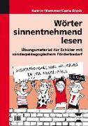 Cover-Bild zu Wörter sinnentnehmend lesen von Wemmer, Katrin