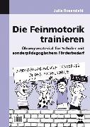Cover-Bild zu Die Feinmotorik trainieren von Rosendahl, Julia