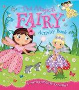 Cover-Bild zu The Magical Fairy Activity Book von Miles, Lisa