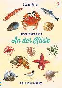 Cover-Bild zu Sticker-Wissen Natur: An der Küste von Miles, Lisa