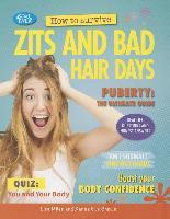 Cover-Bild zu How to Survive Zits and Bad Hair Days von Miles, Lisa
