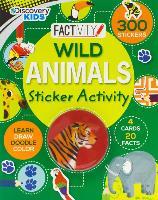 Cover-Bild zu Wild Animals (Discovery Kids) von Miles, Lisa