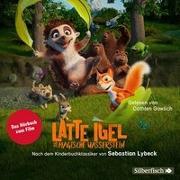 Cover-Bild zu Latte Igel und der magische Wasserstein von Lybeck, Sebastian