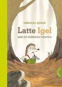 Cover-Bild zu Latte Igel 3: Latte Igel und der Schwarze Schatten von Lybeck, Sebastian