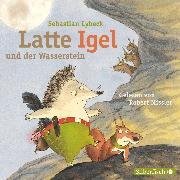 Cover-Bild zu Latte Igel und der Wasserstein (Audio Download) von Lybeck, Sebastian