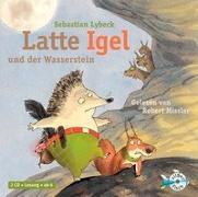Cover-Bild zu Latte Igel und der Wasserstein von Lybeck, Sebastian