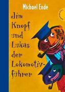 Cover-Bild zu Jim Knopf: Jim Knopf und Lukas der Lokomotivführer von Ende, Michael