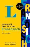 Cover-Bild zu Langenscheidt Abitur-Wörterbuch Französisch Klausurausgabe