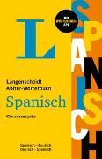 Cover-Bild zu Langenscheidt Abitur-Wörterbuch Spanisch Klausurausgabe