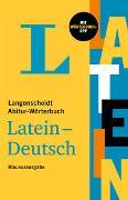 Cover-Bild zu Langenscheidt Abitur-Wörterbuch Latein