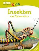 Cover-Bild zu memo Kids. Insekten und Spinnentiere
