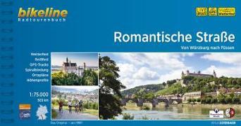 Cover-Bild zu Romantische Strasse. 1:75'000